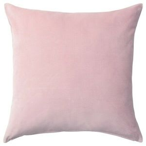 "IKEA SANELA Cotton Velvet 20x20"" Cushion Cover NWT"